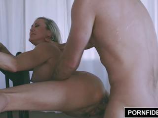 Pornfidelity Brandi Love Fulfills Her Taboo Fantasy.
