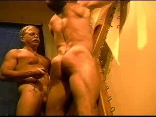 porno, groot, homo-