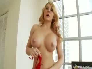 porno, grand, chatte
