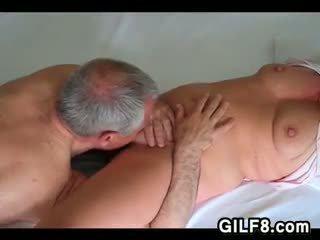 Grandpa Licking Grandmas Pussy