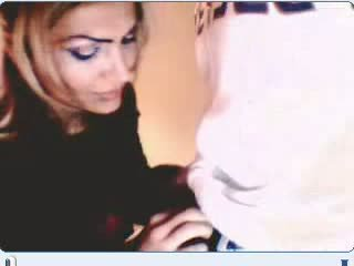 Türgi paar having seks edasi veebikaamera video
