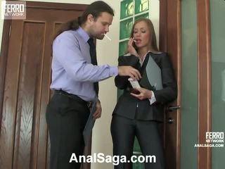 Diana lesley anaal koppel in actie