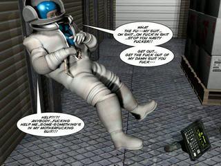 कार्टून, 3d comics