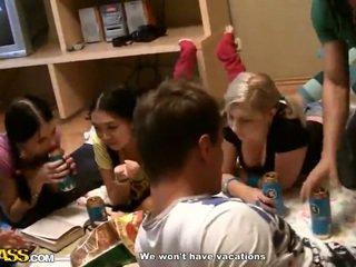 Thai And Blonde Lesbian Shag Inside Douche