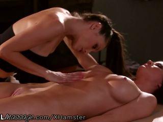 Allgirlmassage Angela Sommers Sucks Celestes Pussy: Porn e2