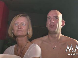 Mmv elokuvat todellinen amatööri saksalainen swingers, porno 3d