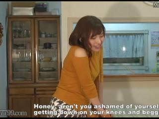 japanisch, hahnrei, domina