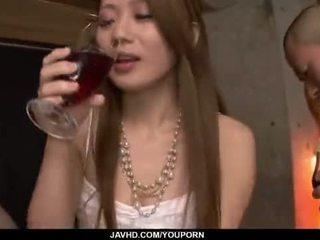 Kazumi nanase feels keletas men dulkinimasis jos cherry