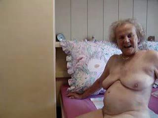 Nonno having grate sesso con suo vecchio nonnina video