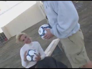 mamma, soccer
