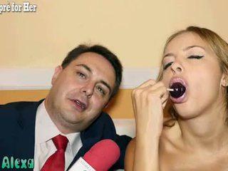 Candy alexa undressed dan masturbates dirinya untuk andrea diprè
