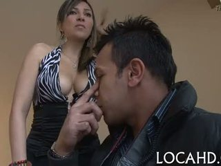 Pussy-eating mixed with fucking