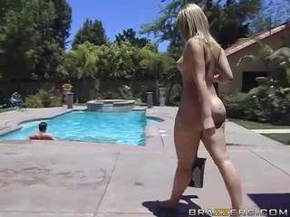 Alexis texas rides ein fett schwanz nach taking ein dusche video