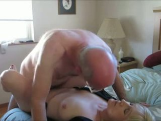 Mature couple sexual intercourse