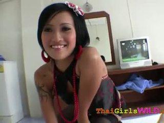meisje, wild, thai