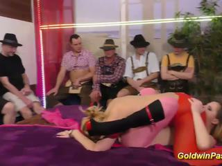 sexo grupal, orgia, festa