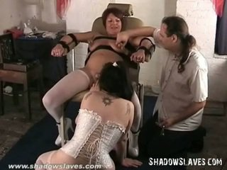 Lesbie Medical Fetish Bondman In Doctors Sadism And Old Tinker Tunnel Humiliation Of Muddy Shaz