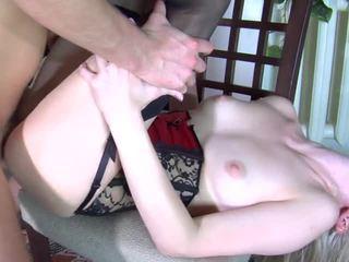 Paulina dhe rolf - ruse e pacensuruar anale