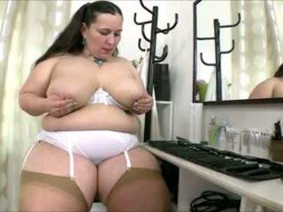 big boobs, bbw, masturbation