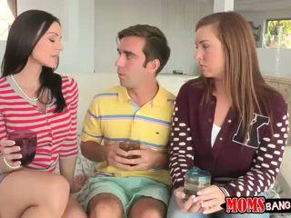 nhóm quan hệ tình dục, chất lượng có ba người xem, chất lượng ffm