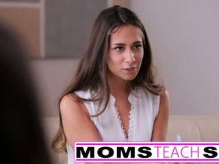 Mami seduces bir në i vështirë i shpejtë qij lessons <span class=duration>- 12 min</span>