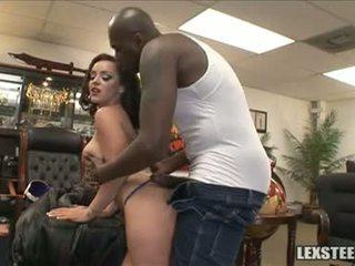 Lex steele i liza del sierra mleko sacks grać w the biuro