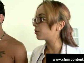 Nurses examining а хуй