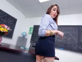 Anal Lesson from Smoking Hot Teacher, Porn 45