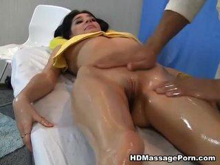 마사지 leads 에 뜨거운 섹스