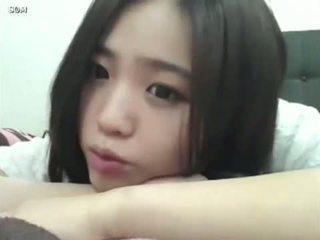 cute, girl, korean