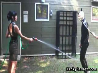 Mix Of Ballbusting Vids By Fetish Netw...