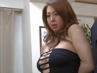 Chubby Japanese Wife Blow And Fucked