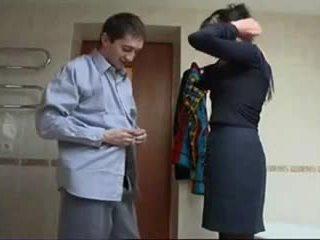 Venäläinen läkkäämpi karkea seksi