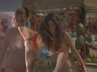 erotisks, sieviete, paraut off