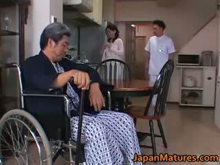 Miki sato मेच्यूर nipponjin मॉडेल part5