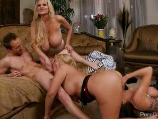Karen fisher, veronica avluv en kelly madison