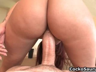 Large Assed Brunette Wench Fucked Hard