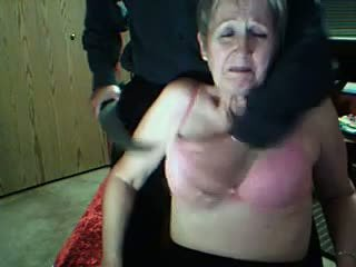 Hairy Mature Hostage Role Play, Free Role-Playing Porn Video