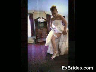 Echt jong brides!