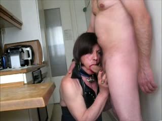 fucking, sucking, crossdresser