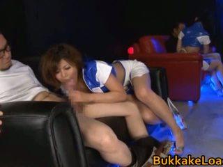 Απίθανη πόρνη pine shizuku receives