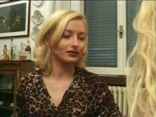 sex-spielzeug, lesben, französisch