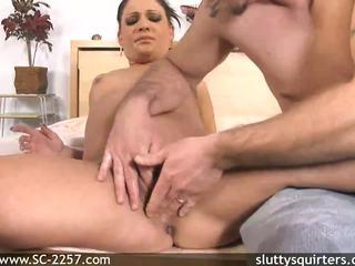 spuitende, babes, vrouwelijke ejaculatie
