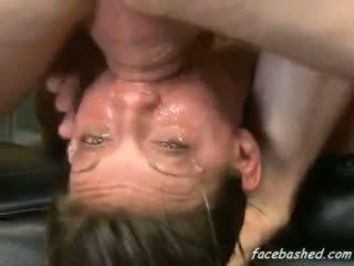 Estremo hardcore orale cazzo