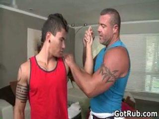 Worthwhile Lad Receives Superb Gay Rub