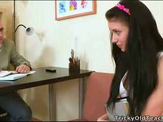 Jautrus tutoring su mokytojas