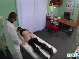 하드 코어 섹스 에 fake 병원