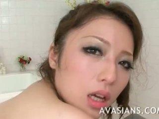 مفلس اليابانية موم likes هذا عميق في ال حمام