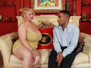 chubby, dnevnik, interracial
