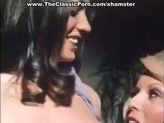 Klasiko pornograpya may two maganda mga kababaihan